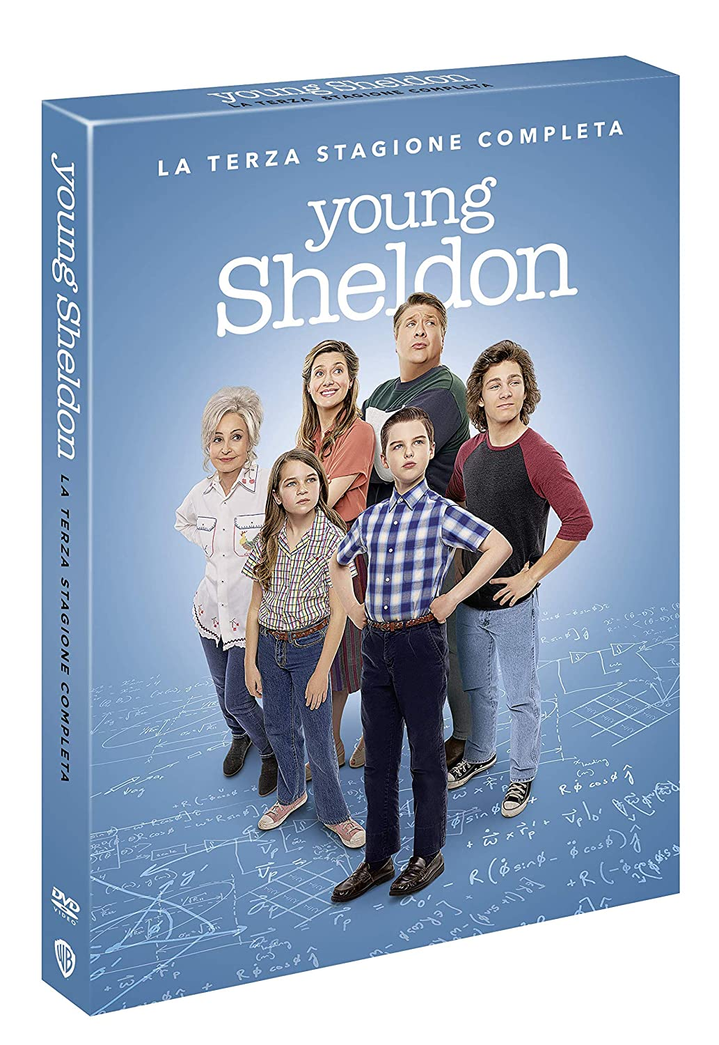COF.YOUNG SHELDON - STAGIONE 03 (2 DVD) (DVD)