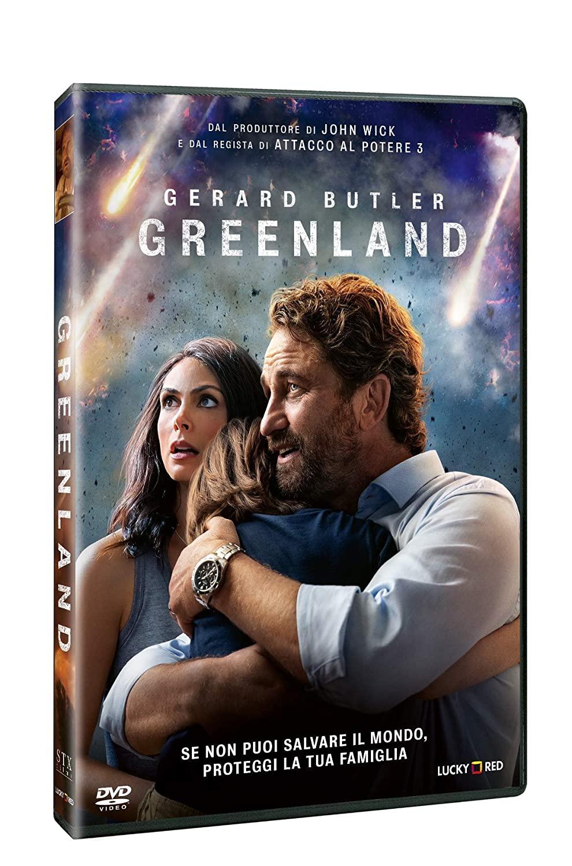 GREENLAND (DVD)