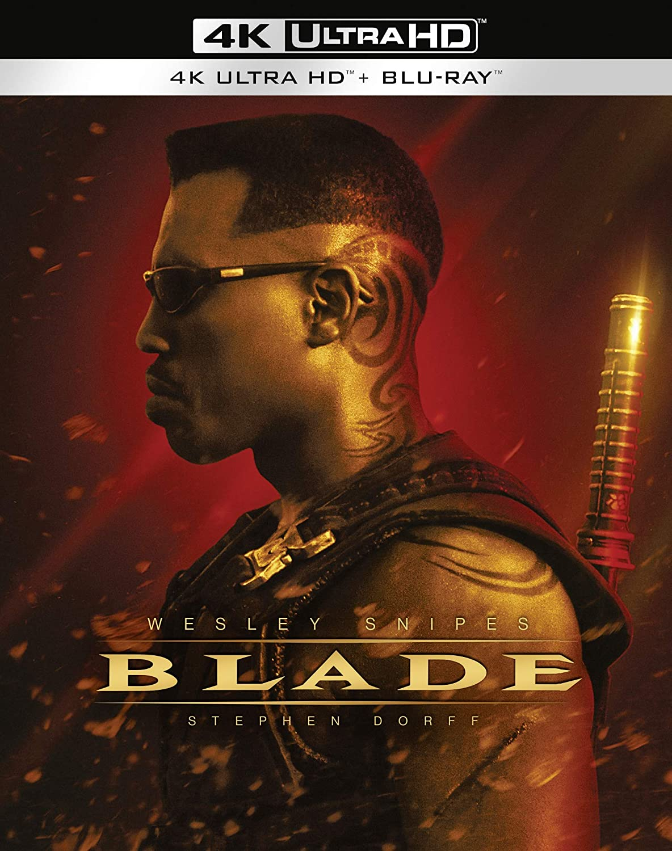 BLADE (4K ULTRA HD+BLU RAY)
