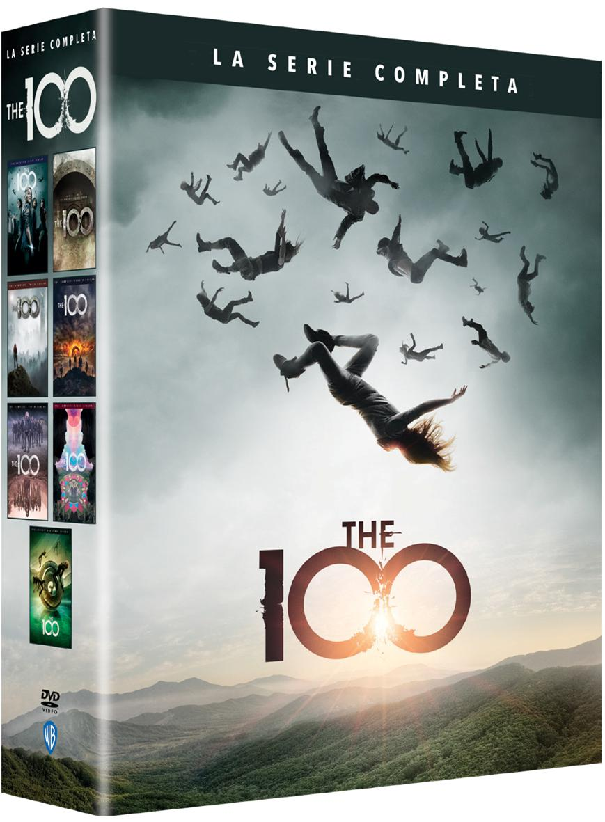 COF.THE 100 - STAGIONE 01-07 (24 DVD) (DVD)