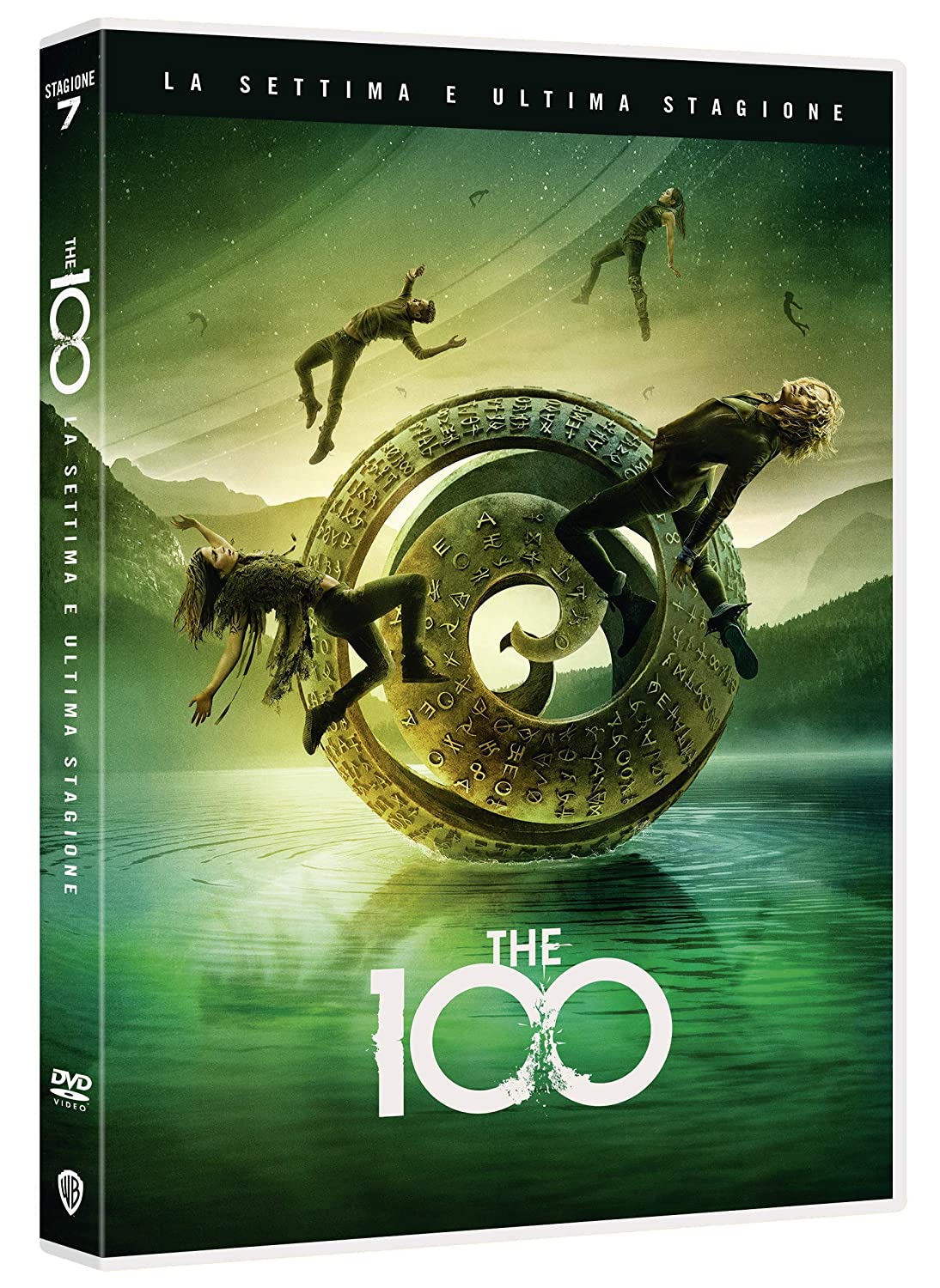 COF.THE 100 - STAGIONE 07 (4 DVD) (DVD)