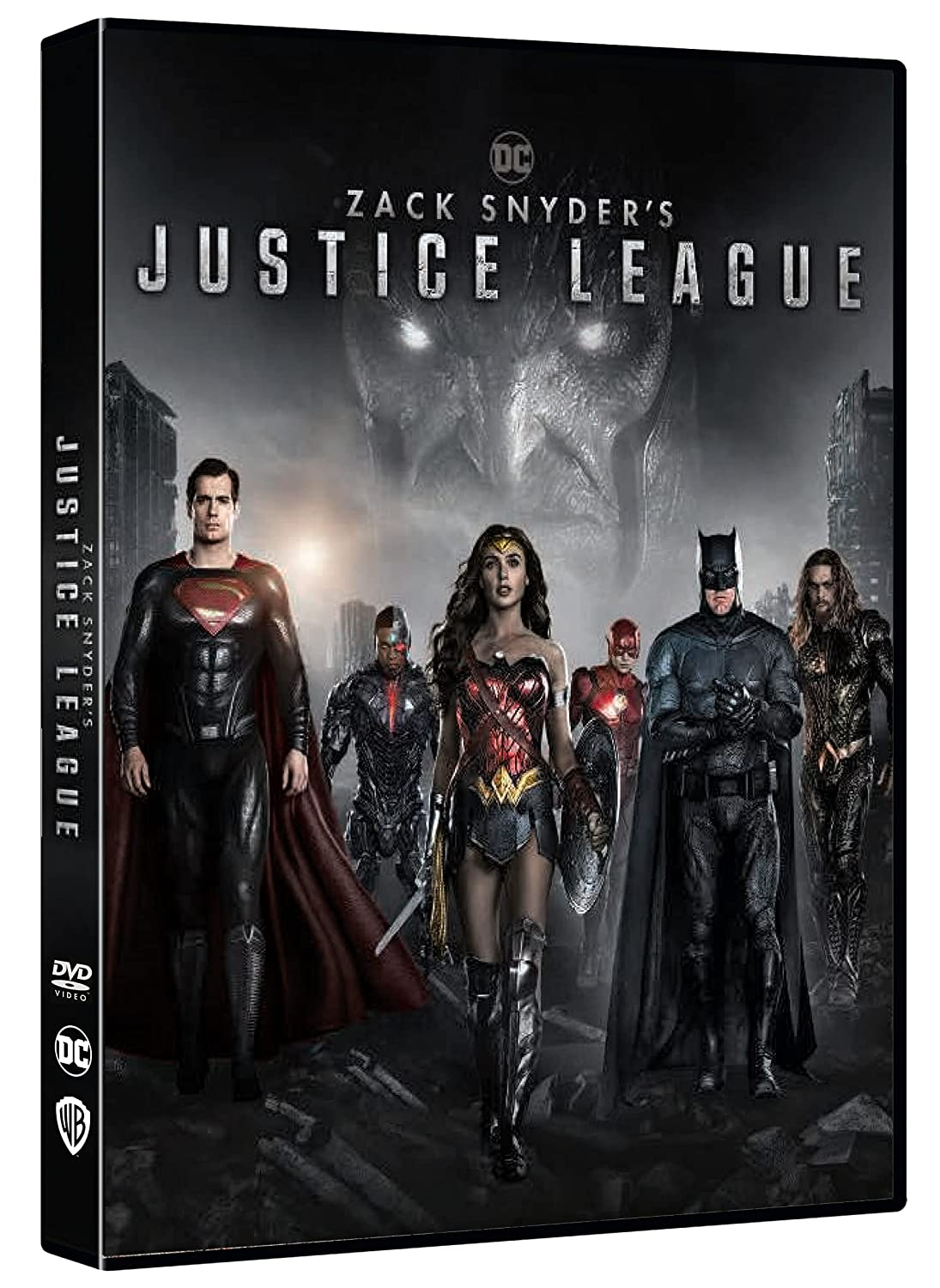 ZACK SNYDER'S JUSTICE LEAGUE (2DVD) (DVD)
