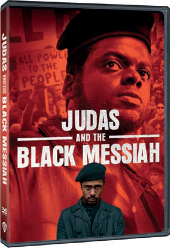JUDAS AND THE BLACK MESSIAH (DVD)
