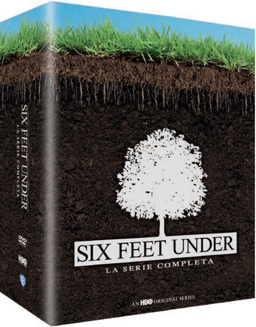 COF.SIX FEET UNDER - LA SERIE COMPLETA (25 DVD) (DVD)