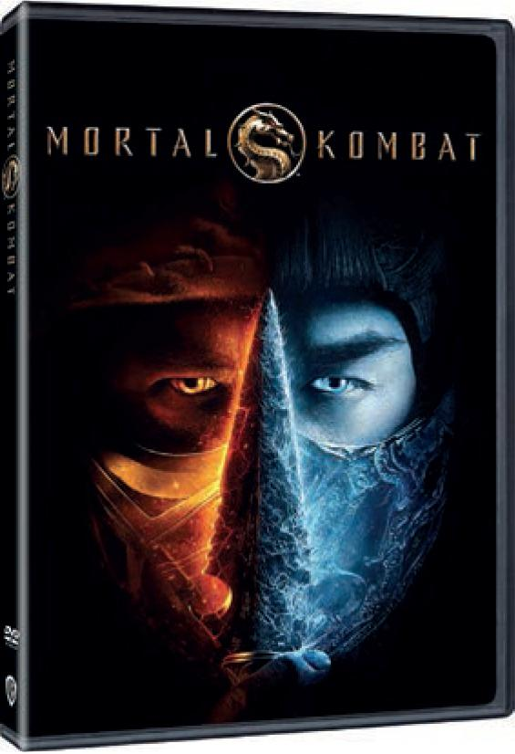 MORTAL KOMBAT (DVD)