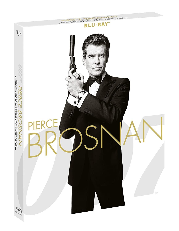 COF.007 JAMES BOND PIERCE BROSNAN COLLECTION (4 BLU-RAY)