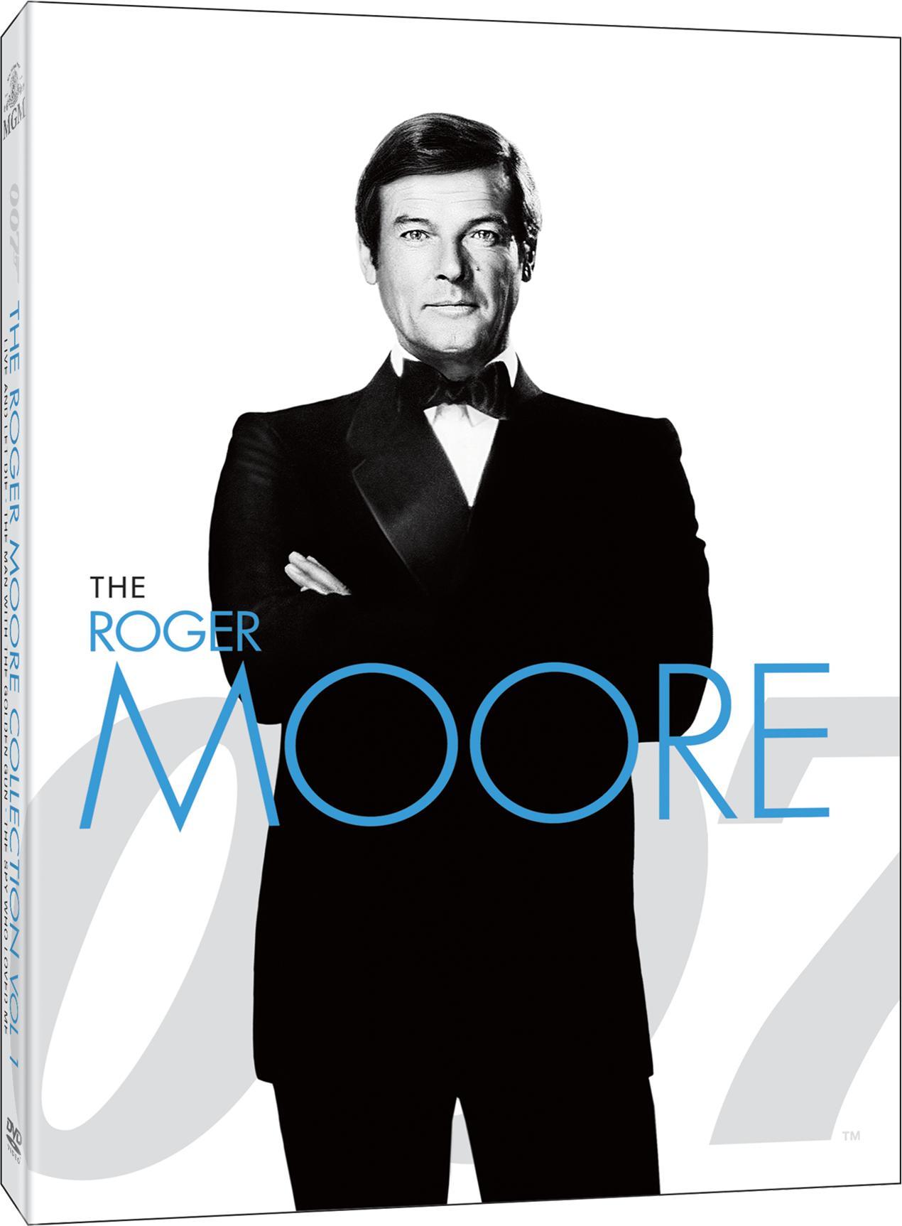 COF.007 JAMES BOND ROGER MOORE COLLECTION (7 DVD) (DVD)