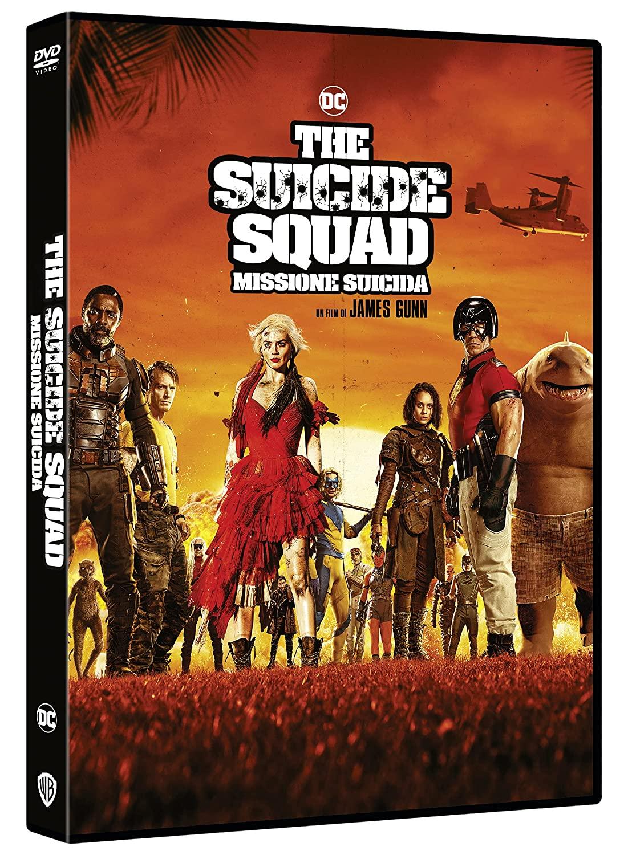 THE SUICIDE SQUAD - MISSIONE SUICIDA (DVD)
