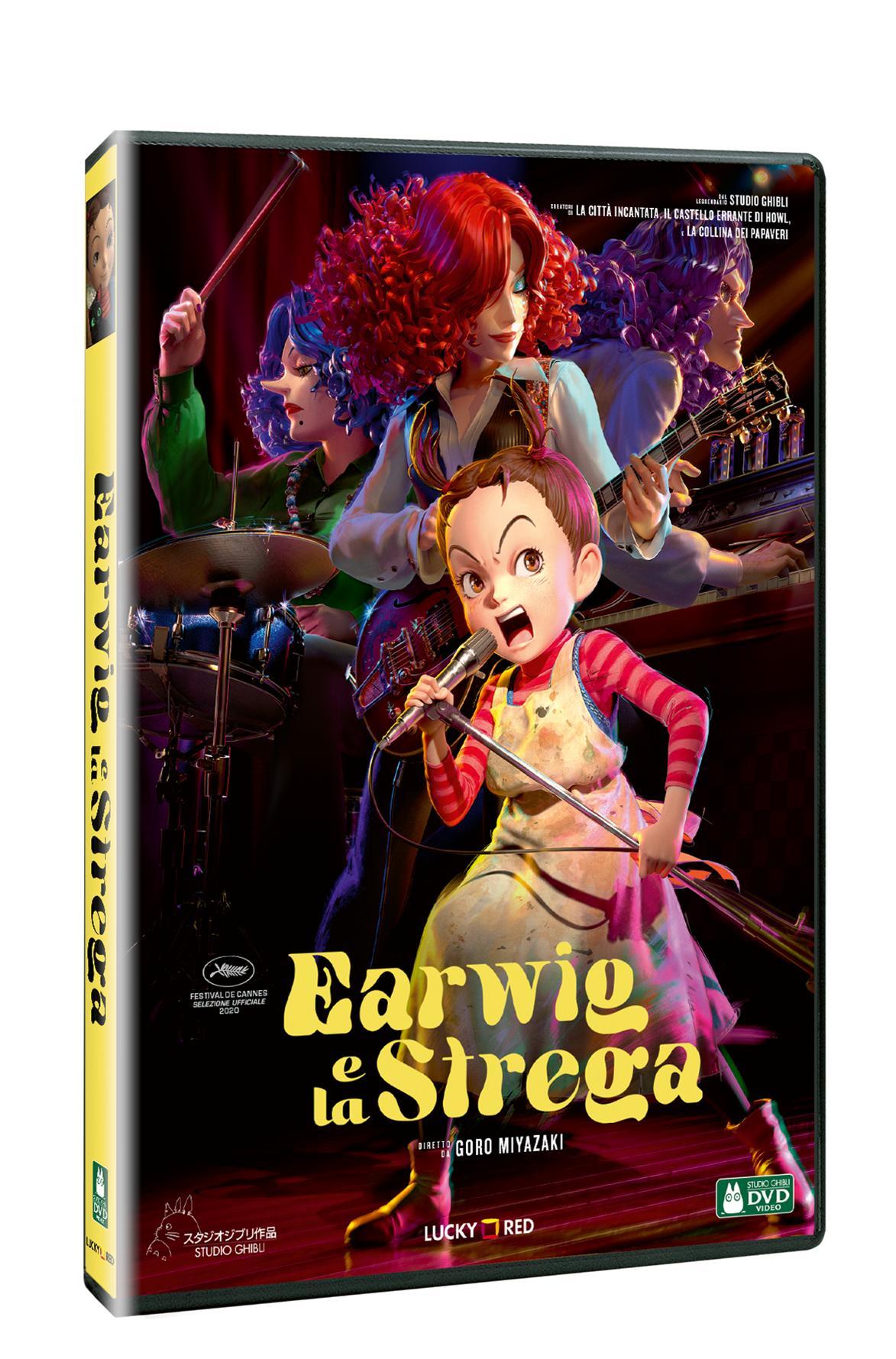 EARWIG E LA STREGA (DVD)