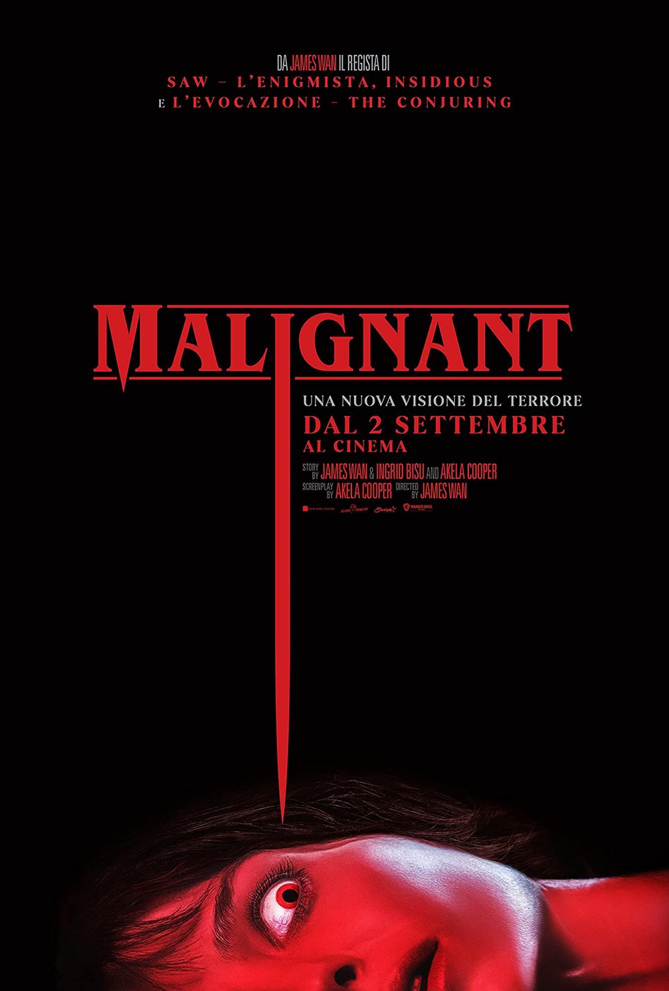 MALIGNANT (DVD)