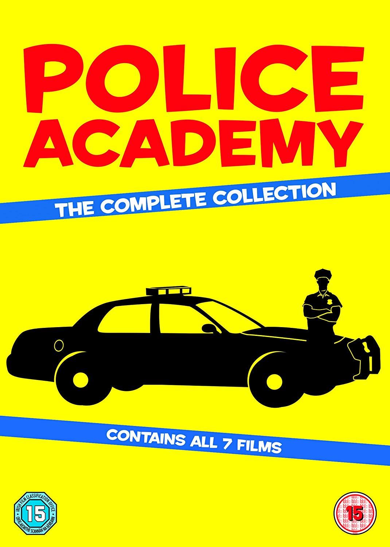 COF.SCUOLA DI POLIZIA / POLICE ACADEMY (7DVD) (IMPORT) (DVD)