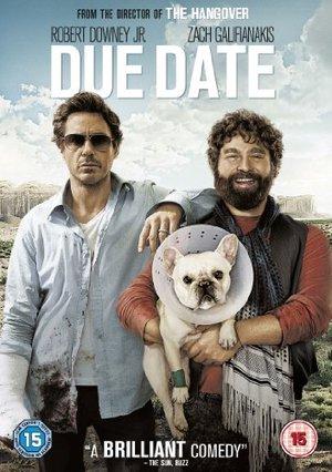 PARTO COL FOLLE / DUE DATE (AUDIO ITALIANO) (IMPORT) (DVD)