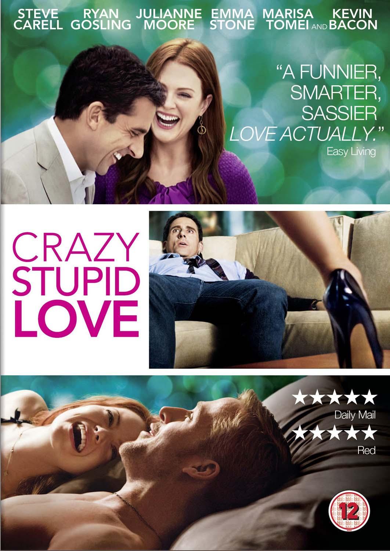 CRAZY STUPID LOVE [EDIZIONE: REGNO UNITO] [ITA] (DVD)