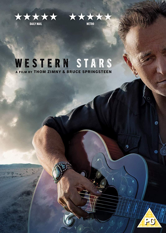 WESTERN STARS [EDIZIONE: REGNO UNITO] (DVD)