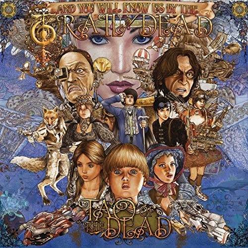 (AND YOU WILL KNOW US BY THE) TRAIL OF DEAD - TAO OF THE DEAD (CD)