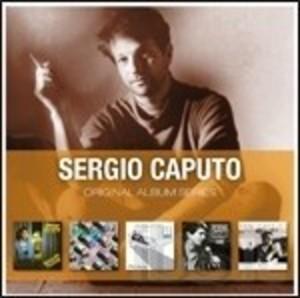 SERGIO CAPUTO - ORIGINAL ALBUM SERIES -5CD (CD)