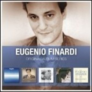 EUGENIO FINARDI - ORIGINAL ALBUM SERIES -5CD (CD)