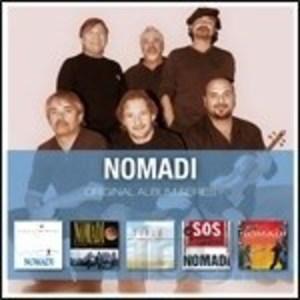 NOMADI - ORIGINAL ALBUM SERIES -5CD (CD)