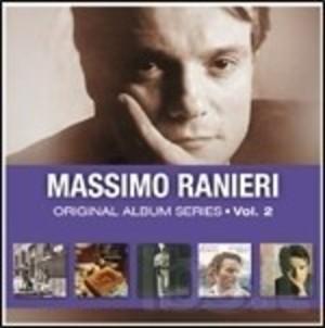 MASSIMO RANIERI - ORIGINAL ALBUM SERIES -5CD (CD)