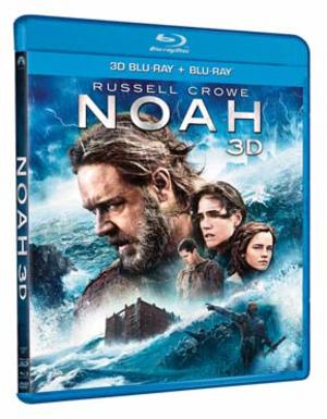 NOAH (BLU RAY 3D+ BLU RAY)