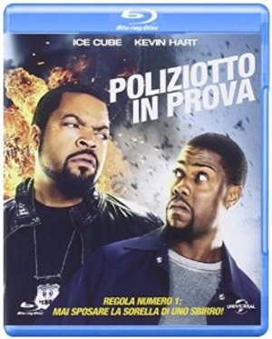 POLIZIOTTO IN PROVA (BLU-RAY)