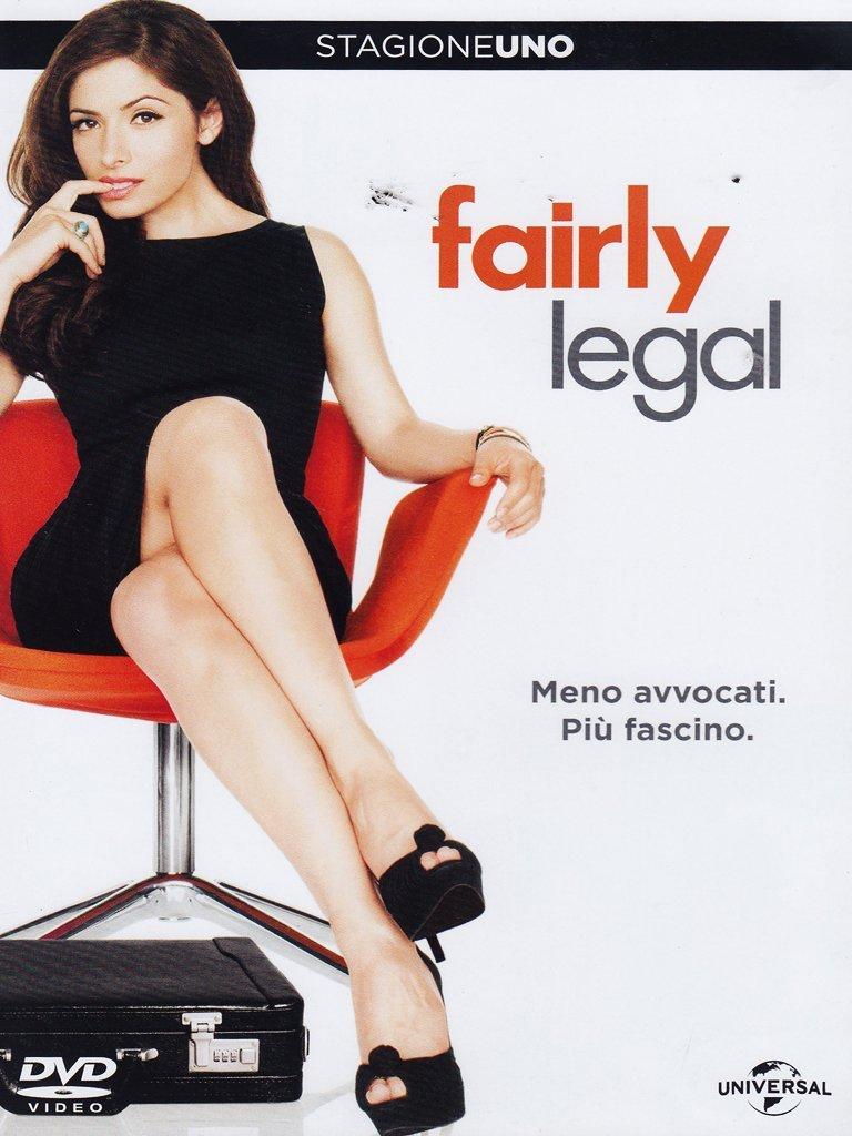 COF.FAIRLY LEGAL - STAGIONE 01 (3 DVD) (DVD)