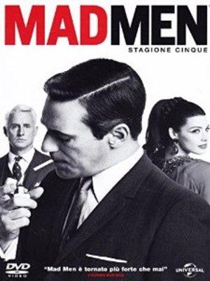 COF.MAD MEN - STAG. 05 (4DVD) (DVD)