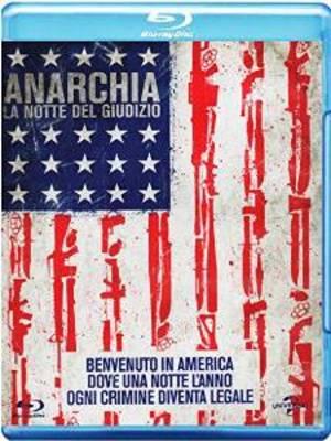 ANARCHIA - LA NOTTE DEL GIUDIZIO (BLU-RAY)