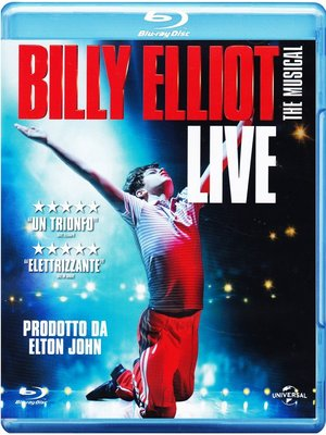 BILLY ELLIOT - THE MUSICAL (BLU-RAY)