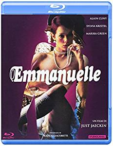 EMMANUELLE - BLU RAY