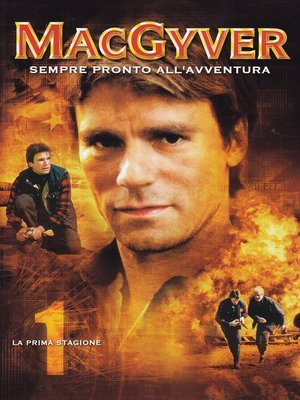 COF.MACGYVER - STAG.01 (6DVD) (DVD)