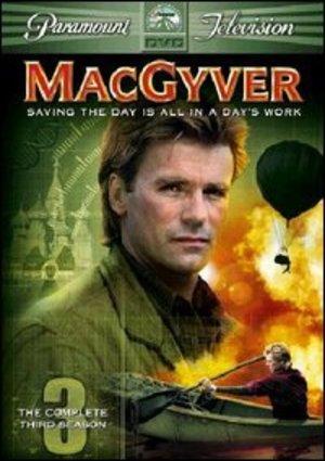 COF.MACGYVER - STAG.03 (5DVD) (DVD)