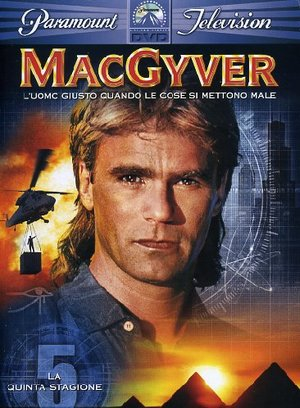 COF.MACGYVER - STAG.05 (6DVD) (DVD)