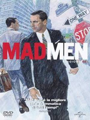 COF.MAD MEN - STAG. 06 (4DVD) (DVD)