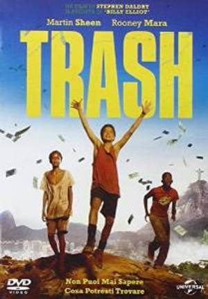 TRASH (DVD)