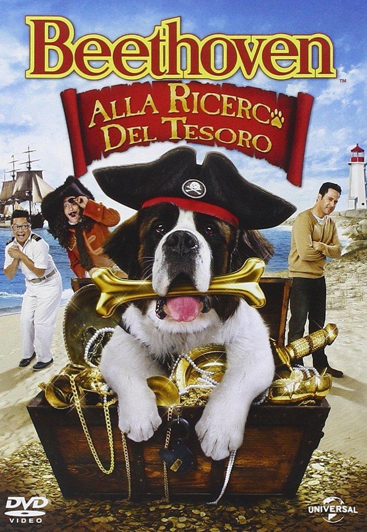 BEETHOVEN - ALLA RICERCA DEL TESORO (DVD)