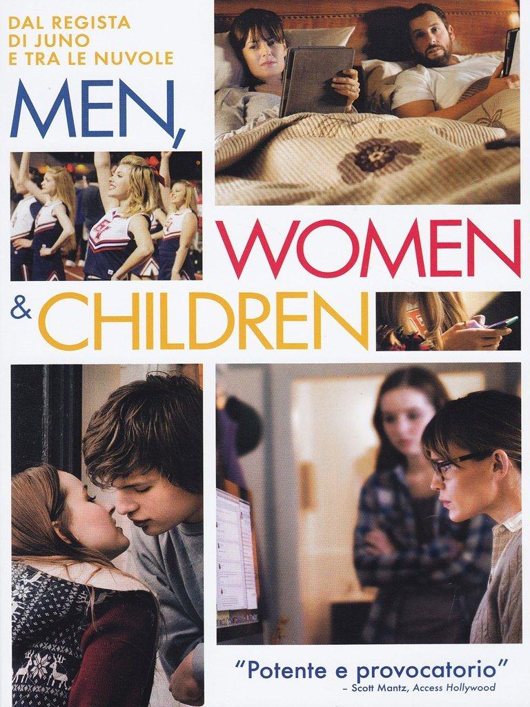 MEN WOMEN AND CHILDREN (DVD)