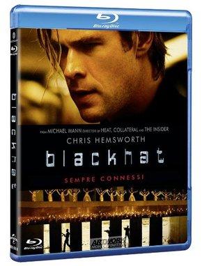 BLACKHAT (BLU RAY)