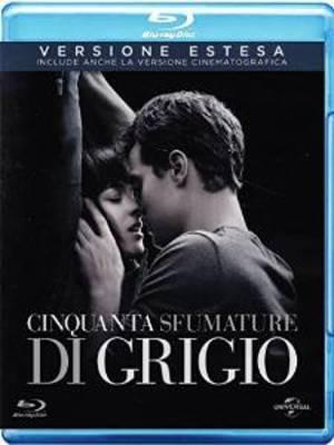 CINQUANTA SFUMATURE DI GRIGIO (BLU RAY)