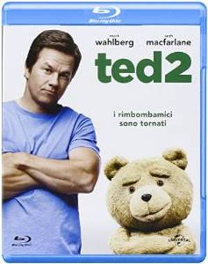 TED 2 (BLU RAY)