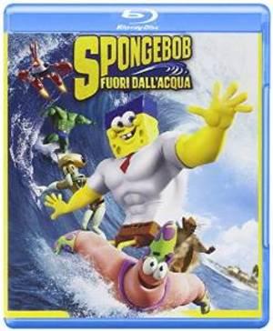 SPONGEBOB - FUORI DALL'ACQUA (BLU-RAY+DVD)
