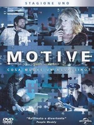 COF.MOTIVE - STAGIONE 1 (4 DVD) (DVD)