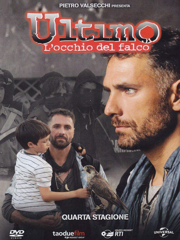 COF.ULTIMO 4 - L'OCCHIO DEL FALCO (2 DVD) (DVD)