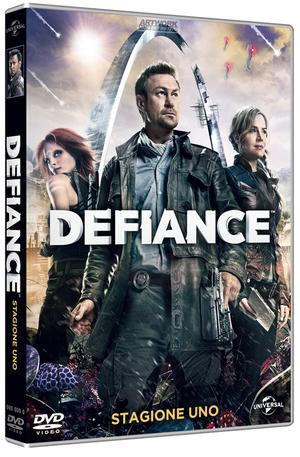 COF.DEFIANCE - STAGIONE 01 (4 DVD) (DVD)