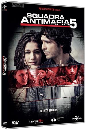 COF.SQUADRA ANTIMAFIA - STAGIONE 05 (5 DVD) (DVD)