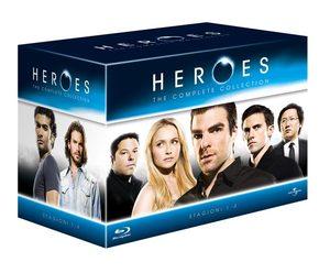 COF.HEROES - STAGIONI 01-04 (17 BLU-RAY)