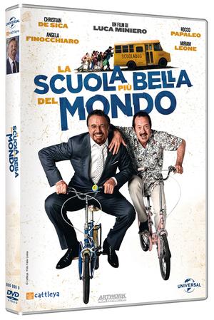 LA SCUOLA PIU' BELLA DEL MONDO (DVD)