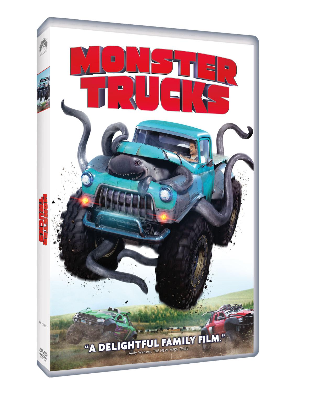 MONSTER TRUCKS (DVD)