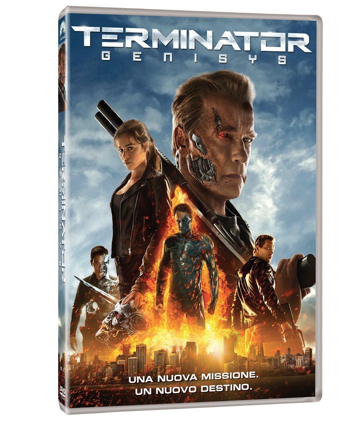 TERMINATOR - GENISYS (DVD)
