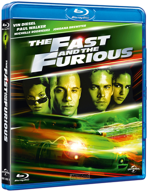 FAST AND FURIOUS (BLU RAY)